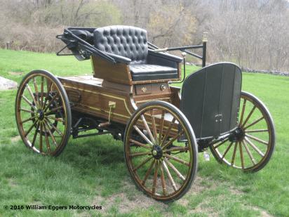 Photo of 1894 Duryea Automobile