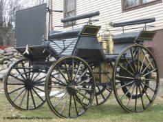 Photo of goldleaf Daimler Benz replica