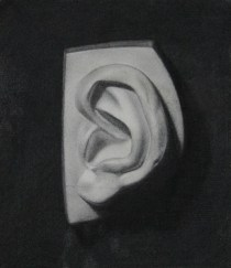 Ear of David (From The Antique), 2008