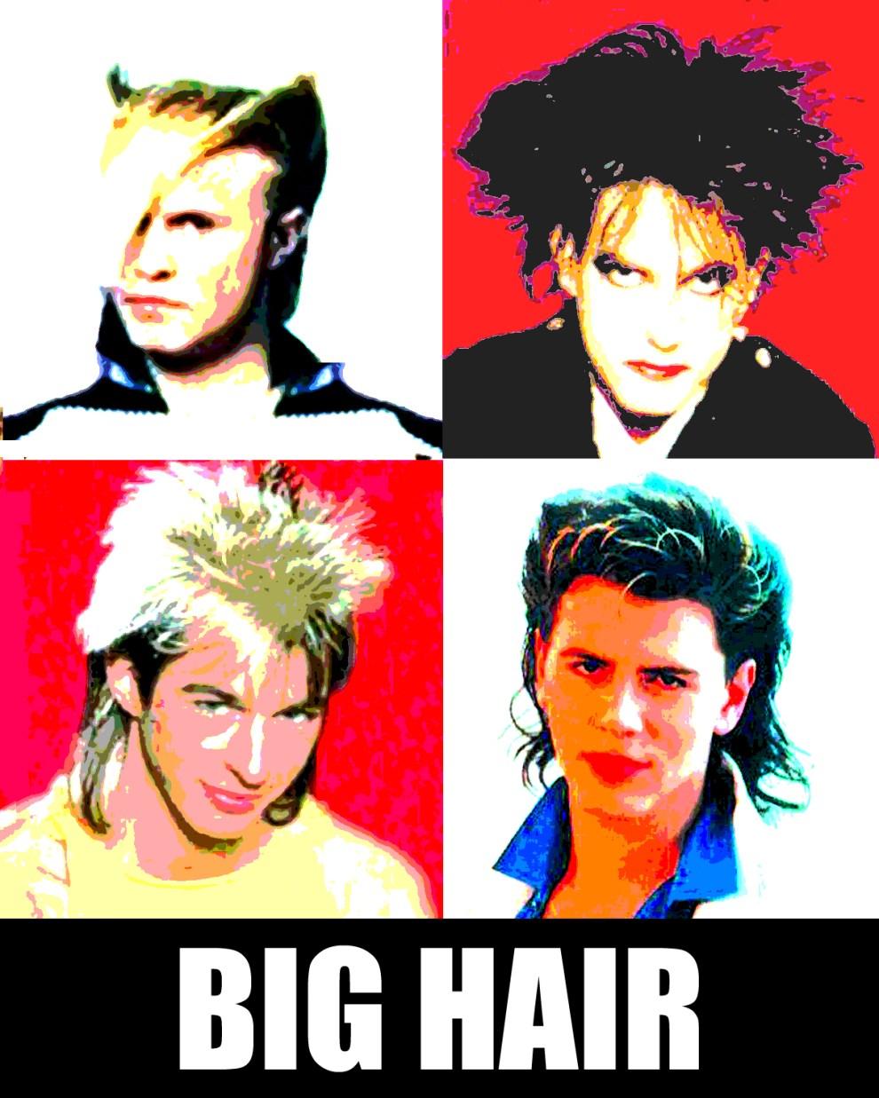 Big Hair, 2003