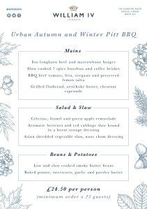 William-IV__Urban_Autumn and winter pitt BBQ