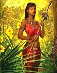 Anacoana_or_Golden_Flower