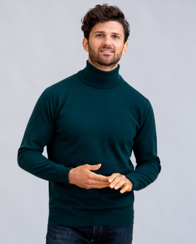 Oxton Roll Neck