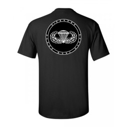 airborne-wings-black-white-shirt
