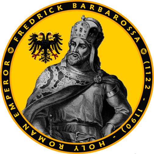 Fredrick Barbarossa Portrait Seal - William Marshal Store