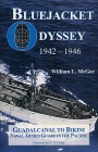 Cover of Bluejacket Odyssey, 1942-1946 by William L. McGee