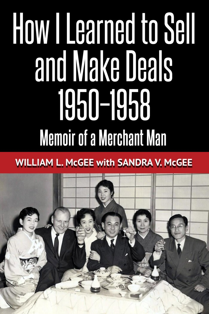 Cover of How I Learned To Sell and Make Deals by William L. McGee