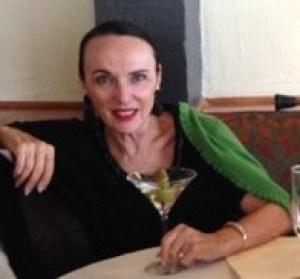 Publicity photo of writer Sandra V. McGee