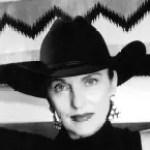 Sandra's Occasional Newsletter, Publicity photo of author Sandra V. McGee