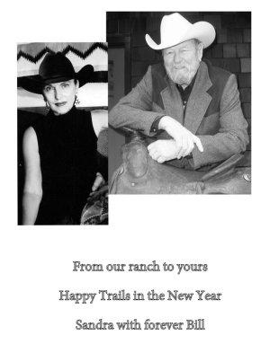 Sandra's Occasional Newsletter - January 2021
