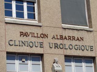 Pabellón Albarrán, Hospital Cochin Paris, © photo Pierre Bignami