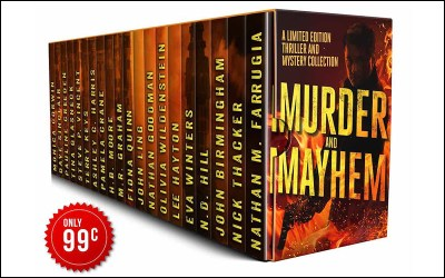 A $0.99 bestsellers boxset! and more news…