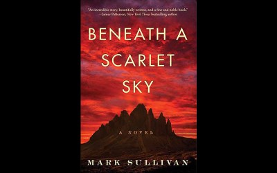 An amazing interview with the author of Beneath a Scarlet Sky…