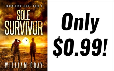 Sole Survivor is out and $0.99 for a limited time!