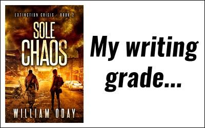How I grade my writing…