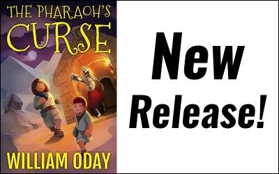 The Pharaoh's Curse is out in the wild. Be free, wildling!