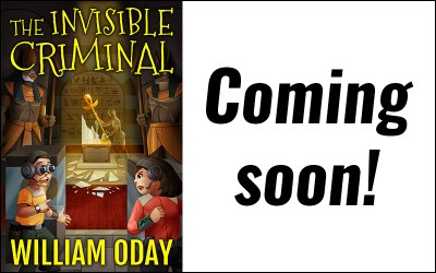 The Invisible Criminal is coming soon!