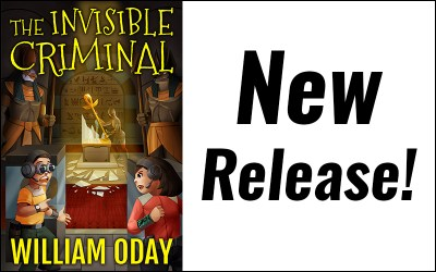 The Invisible Criminal is out!