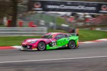 Team Hard car British GT 2016