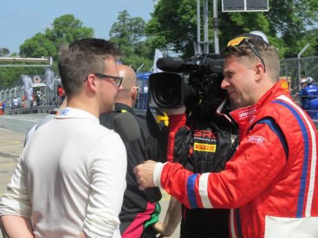 William British GT 2016 interview