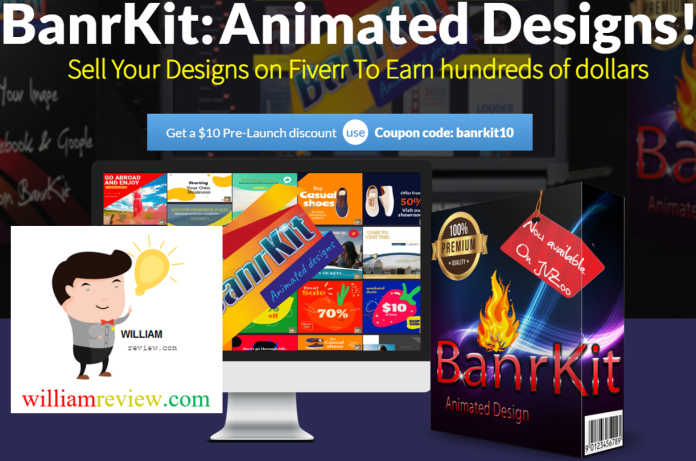 BanrKit Animated Designs Review
