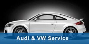 vw audi car servicing and repair