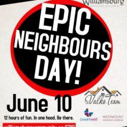 Williamsburg Neighbours Day