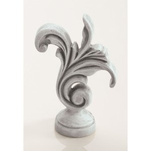 Leaf Dance Finial