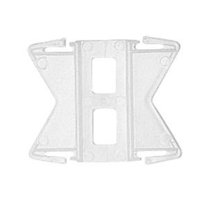 Kirsch Continental I Curtain Rod Flexible Corner Connector