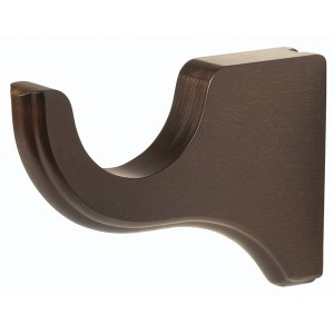 "3"" Bracket 4-1/2"" Return - Coffee"