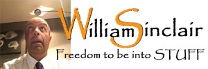 William Sinclair (Speaker) Logo Image