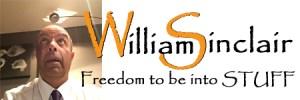 William Sinclair (Speaker) Logo Image