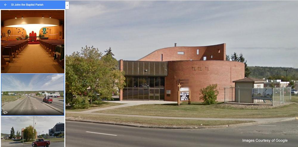 William Sinclair - St. John the Baptist Parish Fort McMurray, Alberta