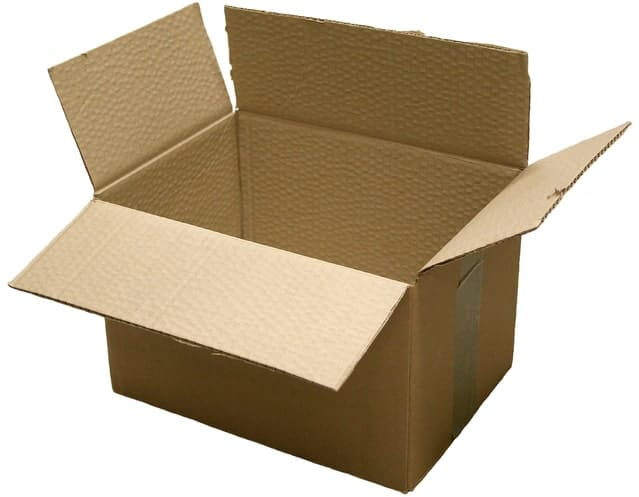 Downsizing involves packing boxes when you move.