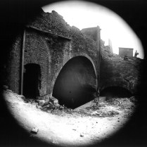Williamson's legendary 'Great Tunnel' in an 1880s photograph. (Courtesy National Railway Museum)