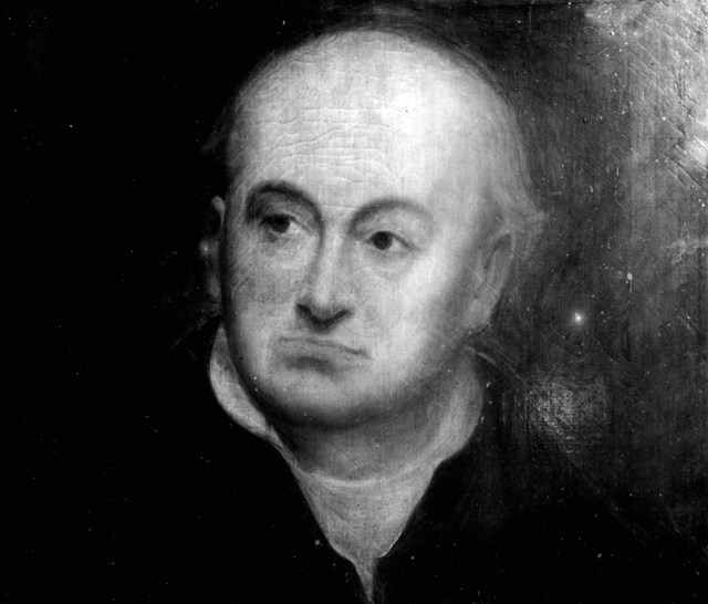 The King of Edge Hill in his later years, 1838.