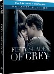 fifty shades dvd
