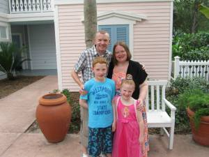 In 2013 when we stayed at Disney Old Key West hotel