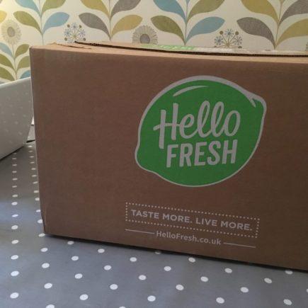 Hello Fresh Family Box