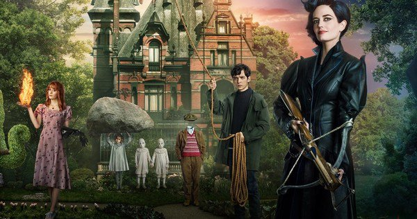 Miss Peregrine home for peculiar children
