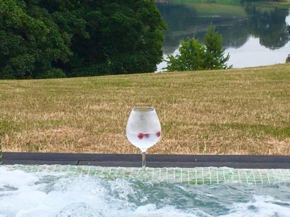 Coniston Hotel Hot tub