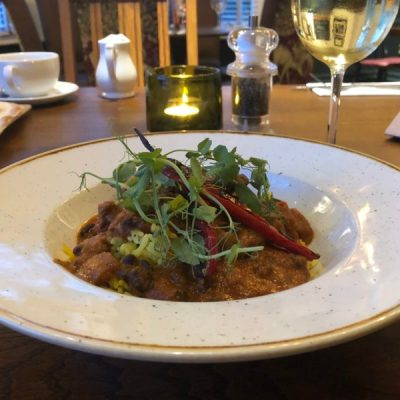 Dining at The Stretton Fox in Warrington – Review