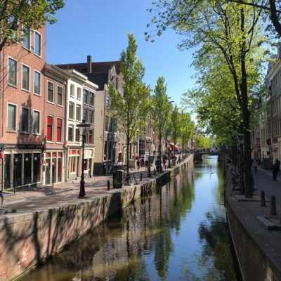 Travelling sustainably when visiting Amsterdam