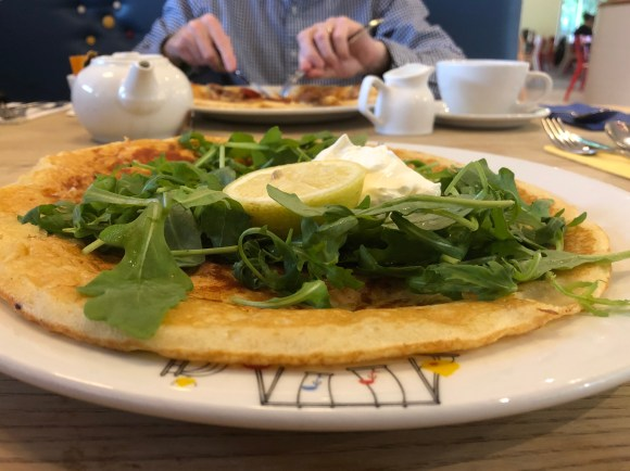 Pancake House at Woburn Center Parcs