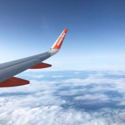 EasyJet Flight - Amsterdam