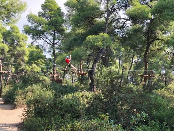 Sani Adventure Park Greece