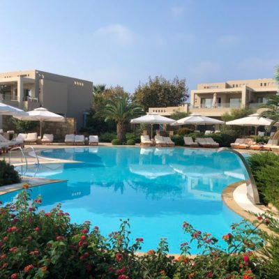 Our October holiday to Sani Asterias in Greece