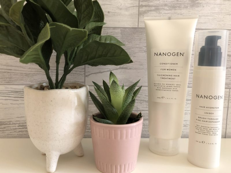 Nanogen Hair Products