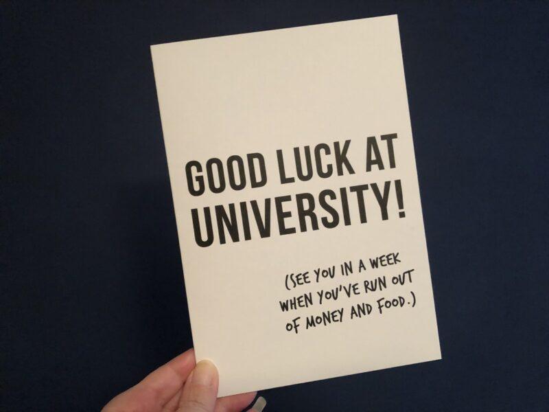 University card