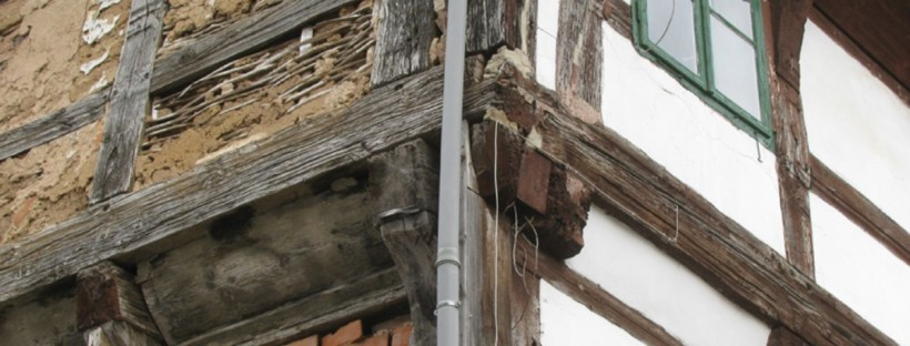example of wattle and daub construction